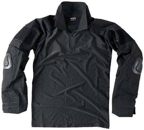 Helikon Combat Shirt - Schwarz - Größe wählbar