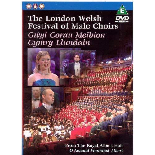 Chormusik - The London Welsh Festival of Male Choirs