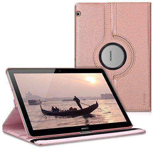 kwmobile Huawei MediaPad T3 10 Hülle - 360° Tablet Schutzhülle Cover Case für Huawei MediaPad T3 10