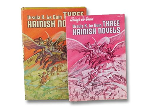 Three Hainish Novels: omnibus of Rocannon's World, Planet of Exile and City of Illusions