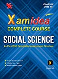#9: Xam Idea Complete Series Social Science for CBSE Class 9 (For 2019 Exam)