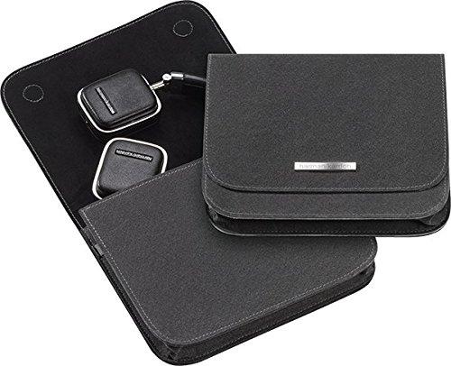 Harman Kardon Soho Wireless On-Ear Mini Kopfhörer (NFC, Bluetooth, faltbarer, tragbarer, geeignet für Apple iOS/Android Smartphones/Tablets/MP3 Geräten) schwarz - 8