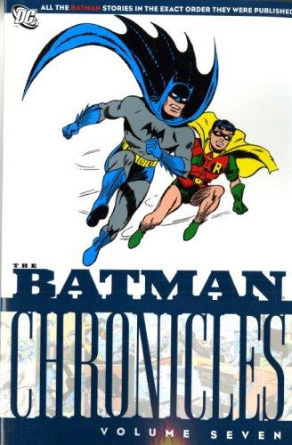 The Batman Chronicles, Volume Seven
