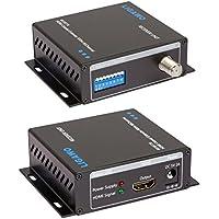 Ligawo HDMI Extender 500m tramite cavo coassiale