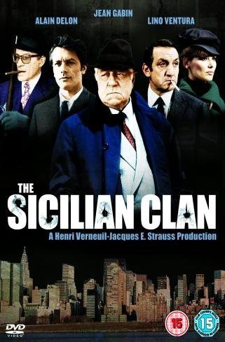 Der Clan der Sizilianer / The Sicilian Clan ( Le Clan des Siciliens ) [ UK Import ]