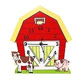Fantasy Fields - Happy Farm Wall Clock