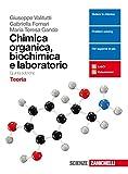 Chimica organica, biochimica e laboratorio. Con Contenuto digitale (fornito elettronicamente)