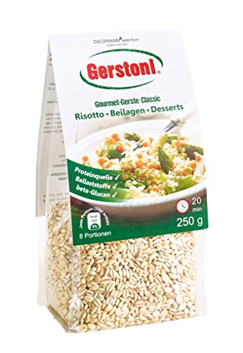 Gerstoni Classic Gormet-Gerste, 3er Pack (3 x 250 g)
