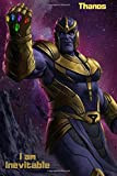 Thanos Quest: Blank Lined Superhero Gift Journal/Notepad/Diary for Marvel Comic & Adventure Fans