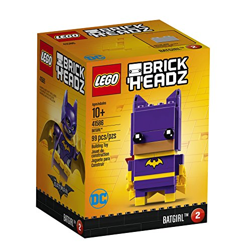 Lego Brick Headz Batgirl