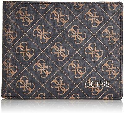 Guess - Manhattan Logo, Carteras Hombre, , 2.5x9.6x12.2 cm (W x H L)