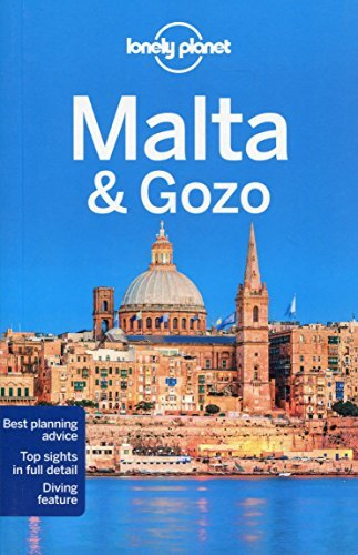 Portada del libro Lonely Planet Malta & Gozo (Travel Guide) by Lonely Planet (2016-02-16)