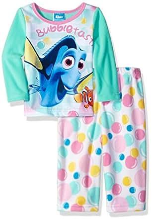 Disney - Ensemble de pyjama - Bébé (fille) 0 à 24 mois multicolore multicolore -  multicolore -  18 mois