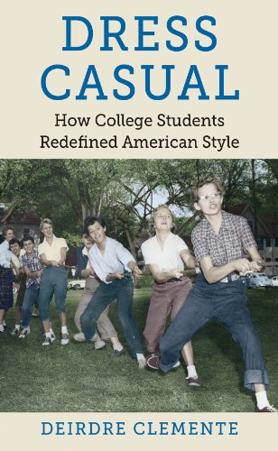 Dress Casual: How College Students Redefined American Style (Gender and American Culture) (English Edition) - Womens Designer-bermuda