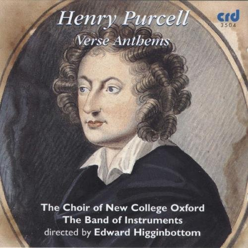 Verse Anthems by Choir of New College Oxford (2004-04-19) Sr Oxford