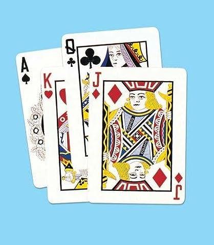 Découpes Carte à Jouer * * * * * *