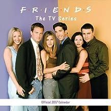 Friends TV Official 2017 Square Calendar