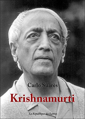 Krishnamurti: Vie et Oeuvre de Jiddu Krishnamurti
