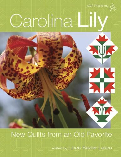 Carolina Lily - New Quilts from an Old Favorite -