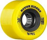 BONES ATF ROUGHRIDERS 56MM YELLOW ROLLEN (4ER PACK)