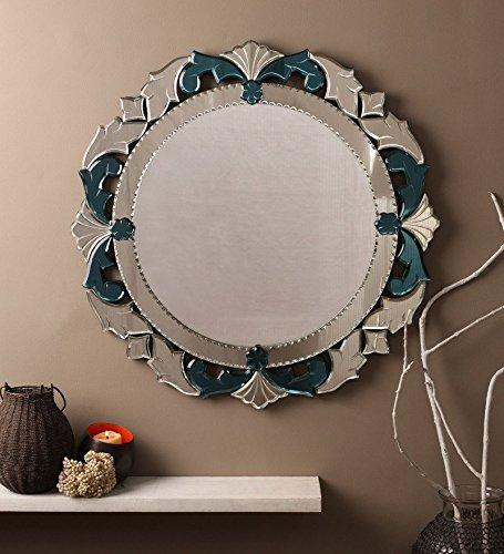 Venetian Design Decorative Round Mirror