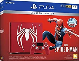 Sony PlayStation 4 1TB Oyun Konsolu ve Spiderman Limited Edition