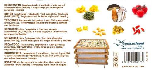 confronta il prezzo Secca Pasta/Funghi Cm.50X40 miglior prezzo
