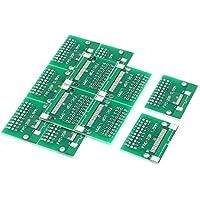 DealMux 12pzas 32 x 26 mm / 1.3 x 1 adaptador FPC 20Pins PCB Junta convertidor