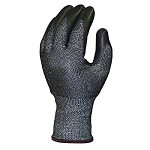 Skytec Ninja Knight Cut 5 Gants Gris/noir x Large
