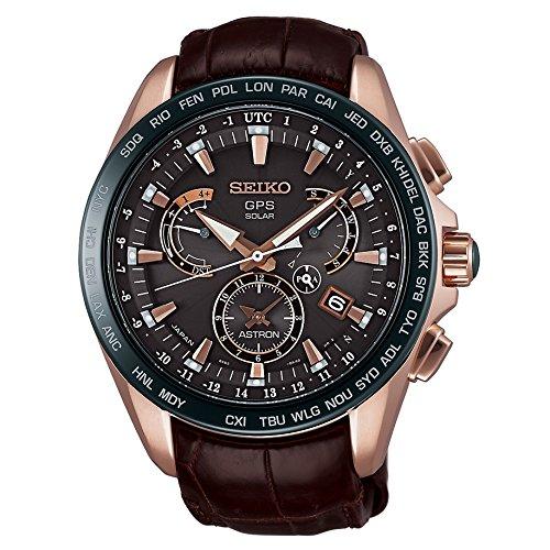 Seiko Herren Astron GPS Limited Edition Solar Uhr, sse060