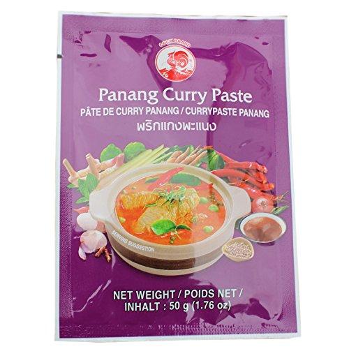 Cock Panang Thai Currypaste 12x50g