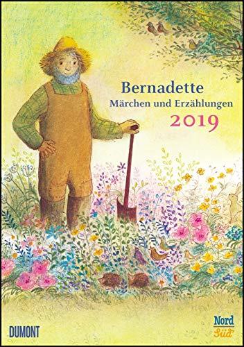 Bernadette Märchen und Erzählungen - DUMONT Kinderkalender 2019 (Märchen Kalender)