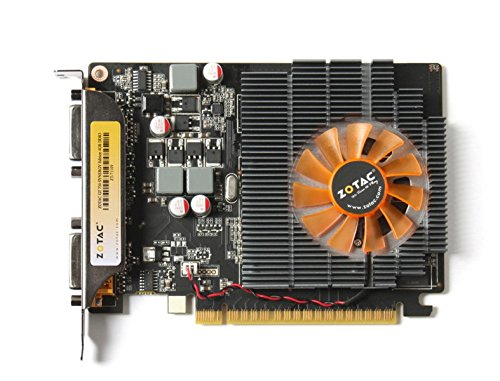 ZOTAC GeForce GT 730 4GB Synergy Edition 4096MB GDDR3 128bit PCI-E 2.0 2x DVI 1x mini HDMI VGA aktiv