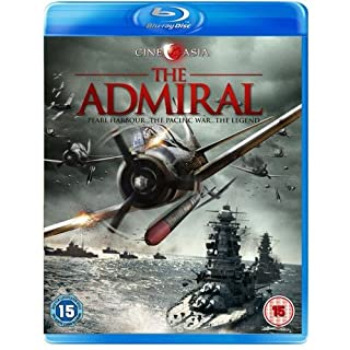 The Admiral [Blu-ray] [Region Free]