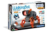 Clementoni- Scienza e Gioco-WalkingBot, Multicolore, 19075