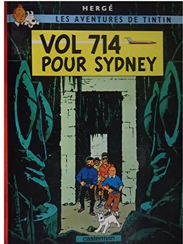 Vol 714 Pour Sydney (Les Aventures du Tintin - French Edition Hardbacks) by Herg?? (2004-05-01)