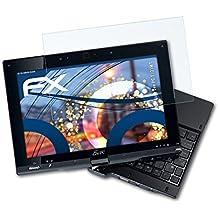 2 x atFoliX Antichoque Película Protectora Asus Eee PC T101MT Protector Película - FX-Shock-Clear