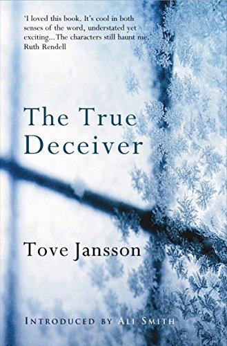 The True Deceiver Cover Image