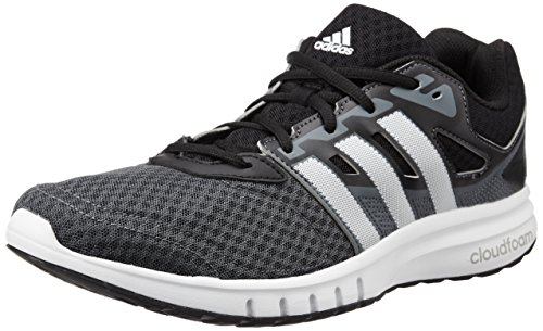 adidas Men's Galaxy 2 M Onix, Ftwwht and Cblack Running Shoes - 6 UK/India (39.33 EU)