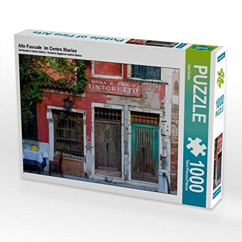 Preisvergleich Produktbild Alte Fassade  im Centro Storico 1000 Teile Puzzle quer (CALVENDO Orte)