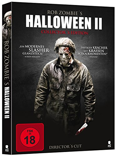 en 2 (Collector's Edition) [Director's Cut] (Rob Zombies Halloween)
