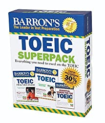 Barron's TOEIC Superpack, 2nd Edition by Dr. Lin Lougheed (2016-11-15)