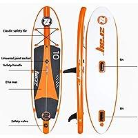 M & M MARS Windsurfing Tabla De Surf Inflable Super Estabilidad Soporta Todos Los Niveles De