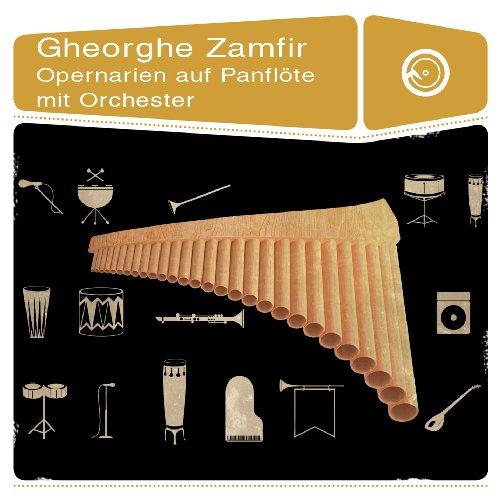 Opernarien auf Panflöte mit Orchester