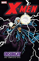 X-Men: The Complete Onslaught Epic - Book Three: 3