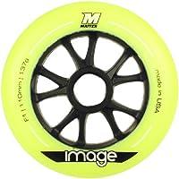Matter powerslide image 110f1 205084 ruedas 110 mm amarillo