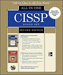 CISSP Boxed Set, Second Edition (All-in-One) by Shon Harris(2013-02-15)