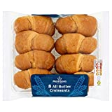 Morrisons All Butter Croissants, 8 Pack