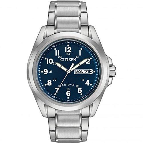 citizen-reloj-wr100-hombre-solar-reloj-de-mujer-con-esfera-analogica-azul-pantalla-y-plata-pulsera-d