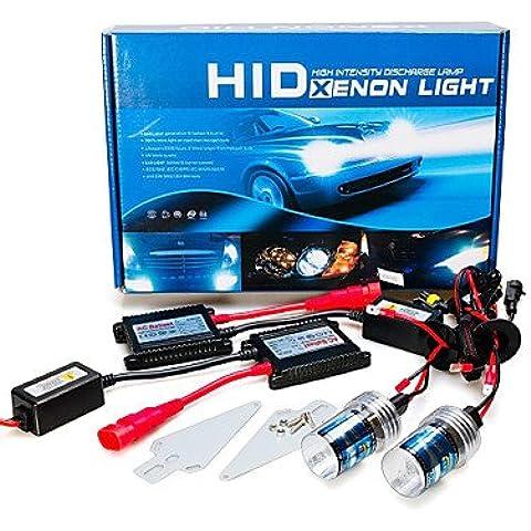 LBLI Kit 12V 55W H11 AC Hid Xenon Conversion 8000K yc447